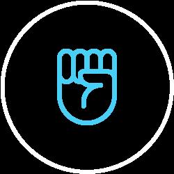 Volunteer circle image