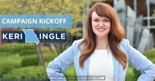 Keri Ingle Kickoff