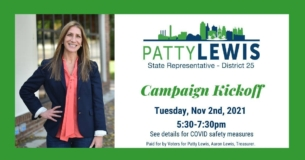 Patty Lewis Kickoff